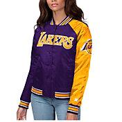 Starter Women's Los Angeles Lakers Varsity Jacket