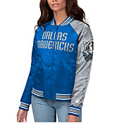 Starter Women's Dallas Mavericks Varsity Jacket