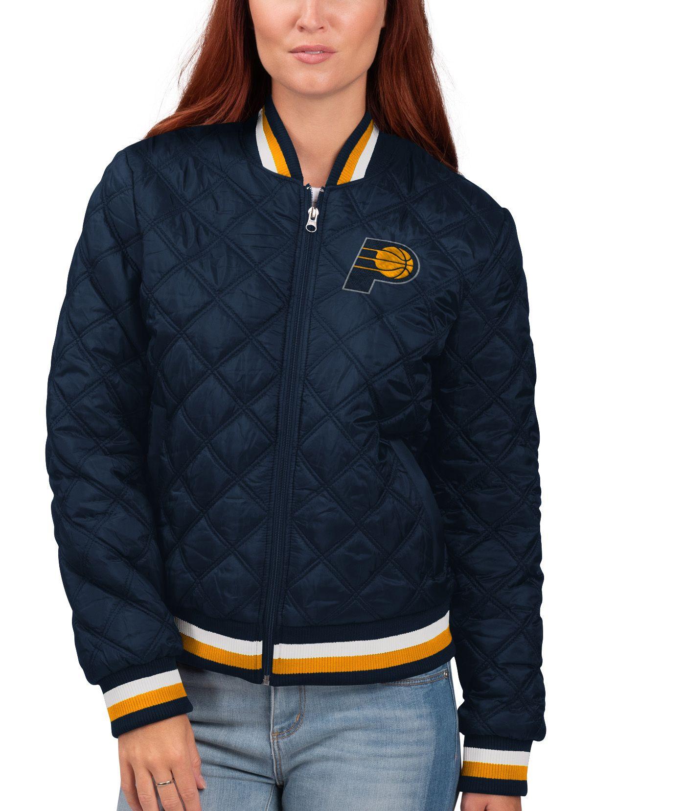 Starter Women's Indiana Pacers Full-Zip Jacket