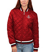 Starter Women's Houston Rockets Full-Zip Jacket