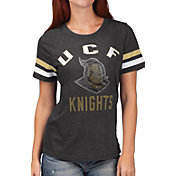 G-III For Her Women's UCF Knights Extra Point Black T-Shirt