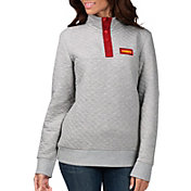 G-III for Her Women's Kansas City Chiefs First Hit Quilted Pullover Jacket
