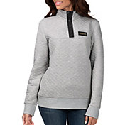 G-III for Her Women's New Orleans Saints First Hit Quilted Pullover Jacket