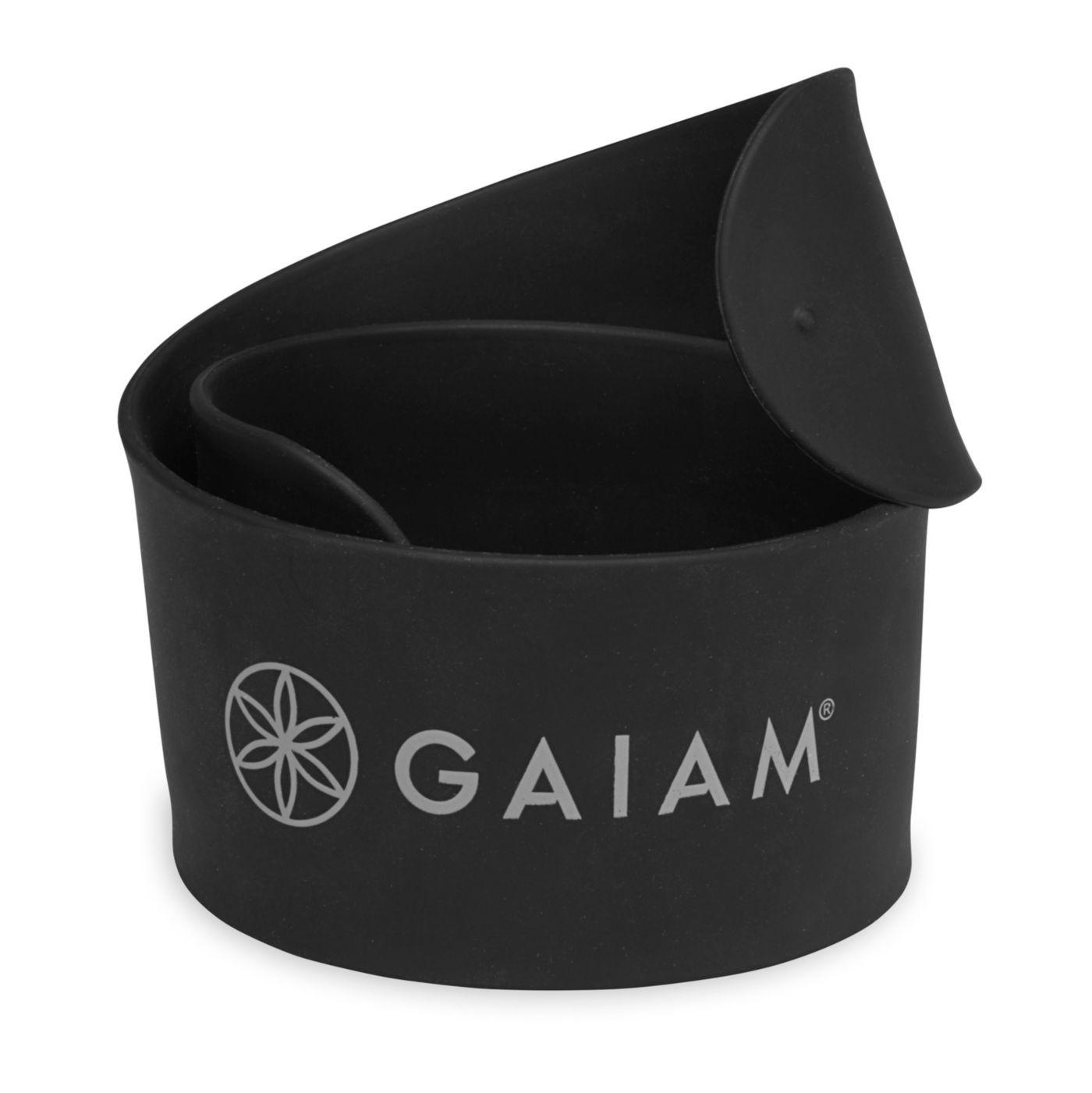 Gaiam Studio Select Yoga Mat Slap Band