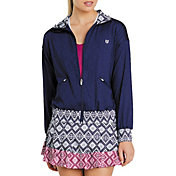 EleVen Women's On Track Tennis Jacket