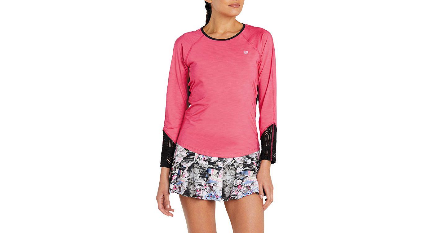 EleVen Women's Sunny Back Tennis T-Shirt