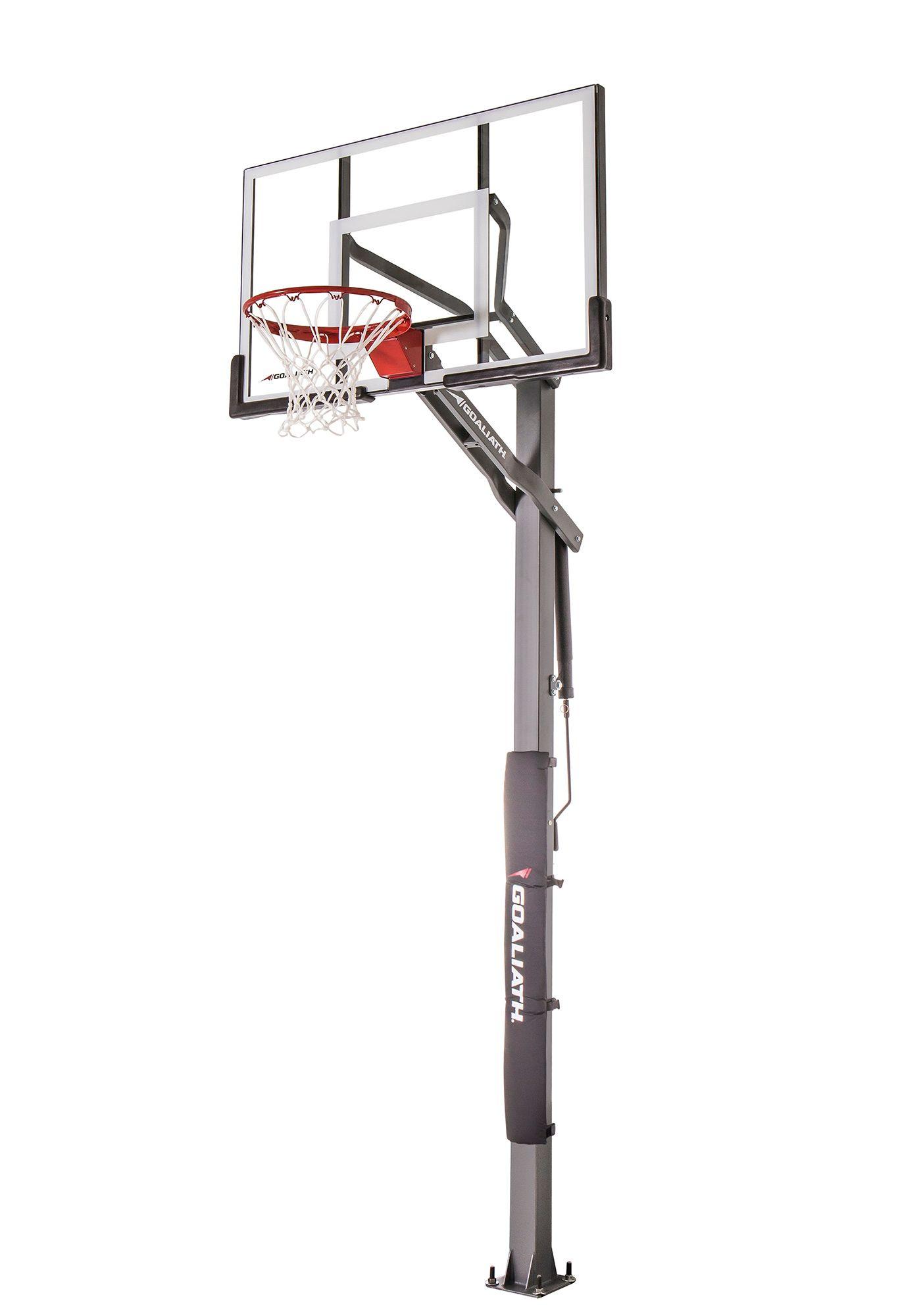 Goaliath 54'' Prodigy In-Ground Basketball Hoop