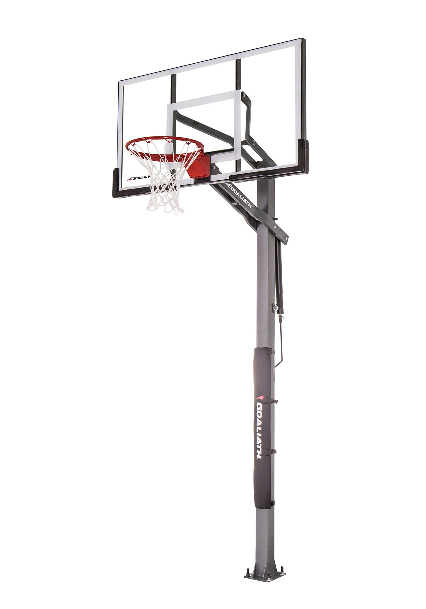 Goaliath 60'' Ignite In-Ground Basketball Hoop