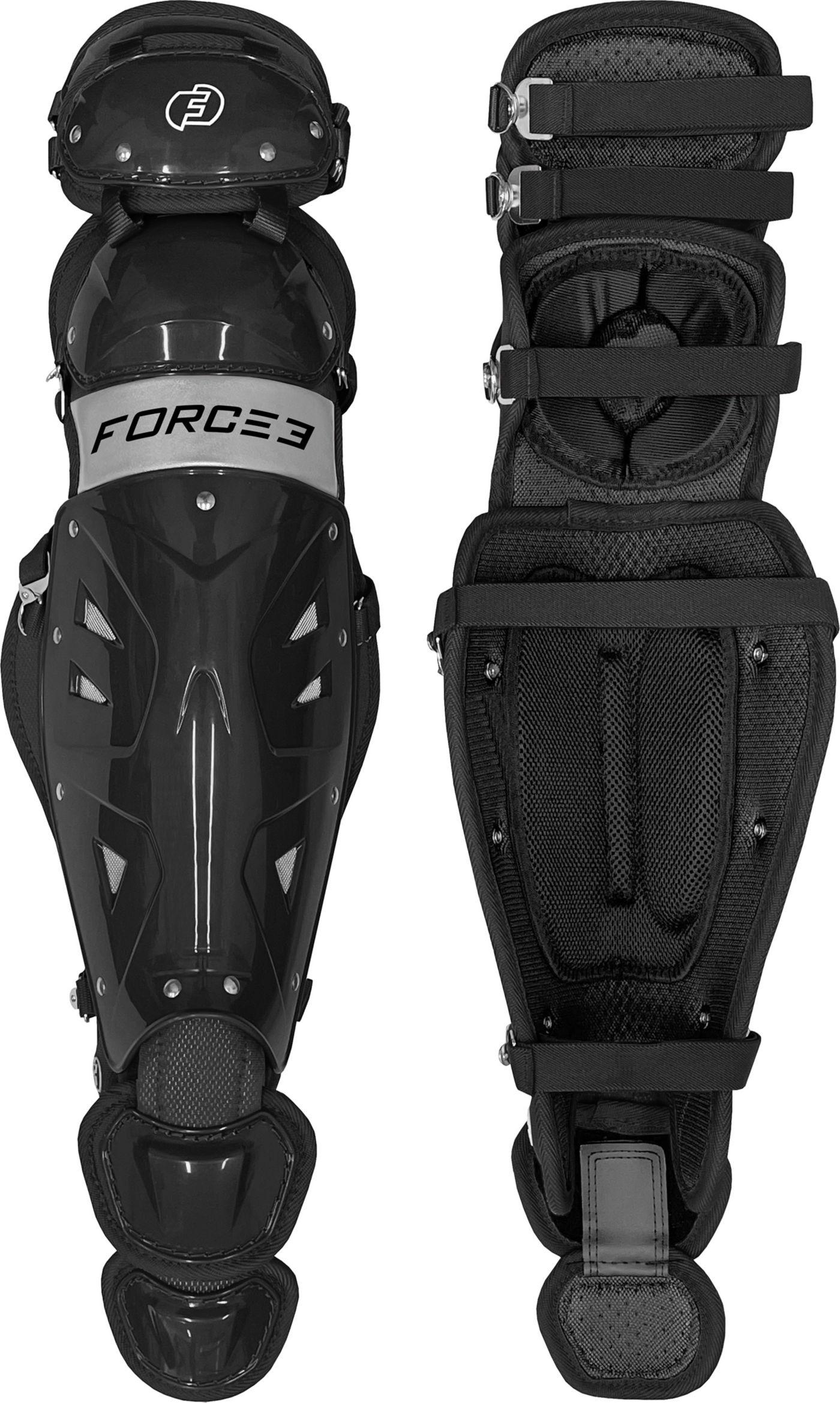Force3 Pro Gear Adult 19.5'' Leg Guards
