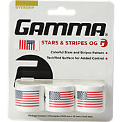 GAMMA Supreme Stars & Stripes Pickleball Overgrip