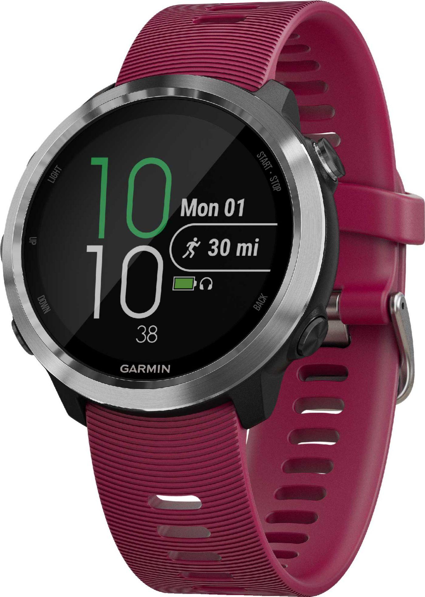 Garmin Forerunner 645 Music GPS Running Smartwatch