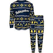 Gen2 Boys' Milwaukee Brewers Pajama Set