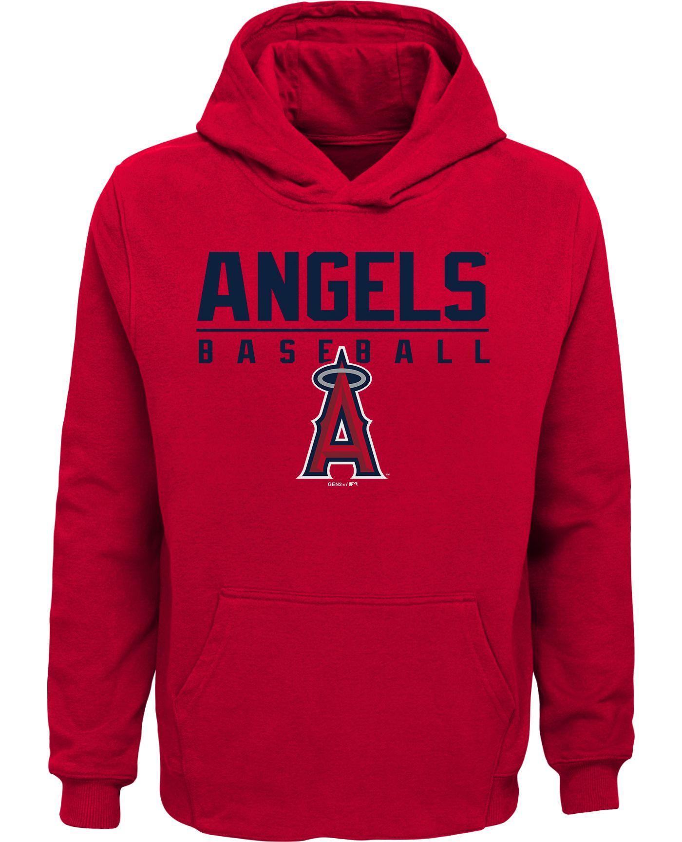 Gen2 Youth Los Angeles Angels Pullover Hoodie
