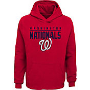 Gen2 Youth Washington Nationals Pullover Hoodie