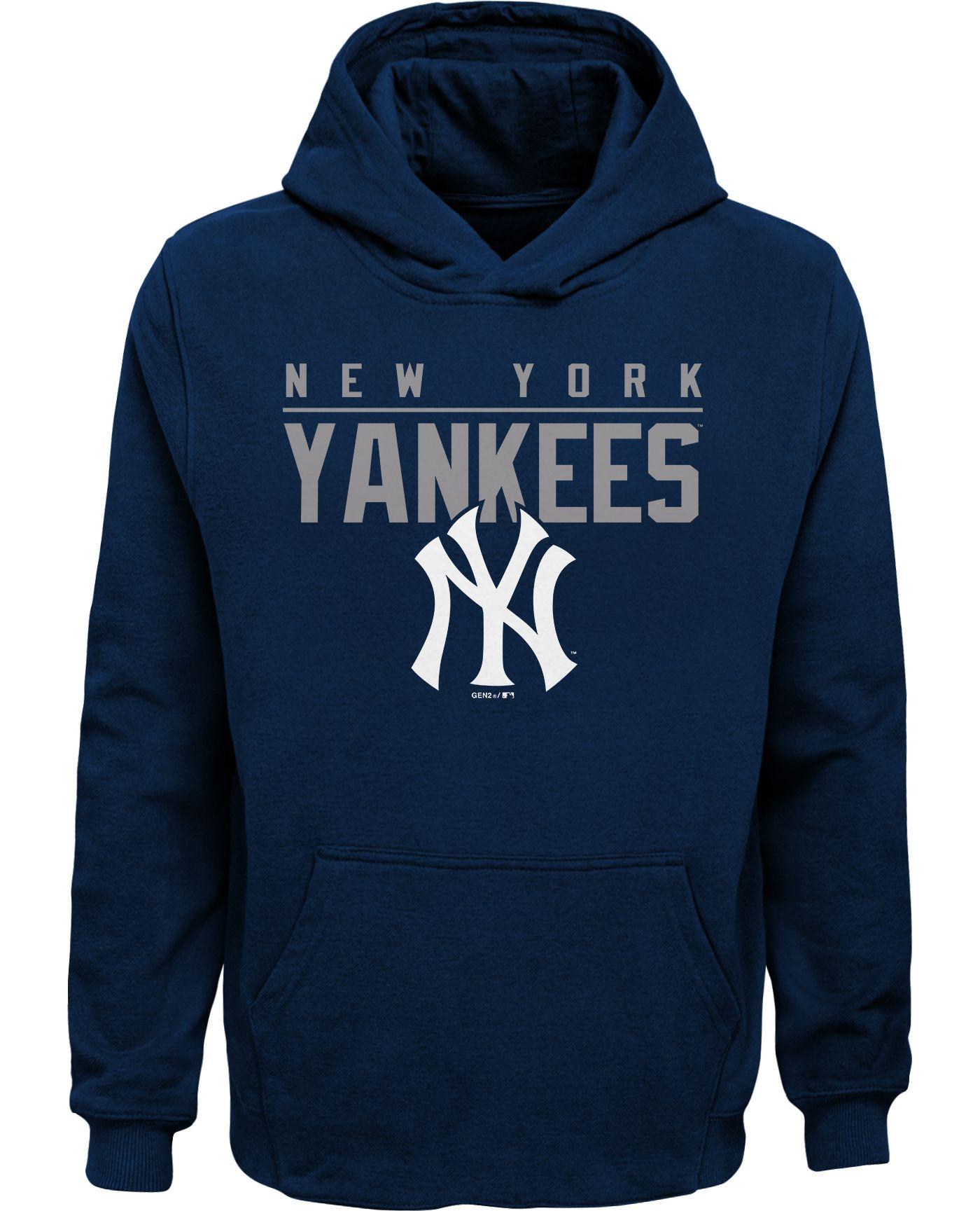 Gen2 Youth New York Yankees Pullover Hoodie