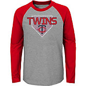 Gen2 Youth Minnesota Twins Long Sleeve Shirt