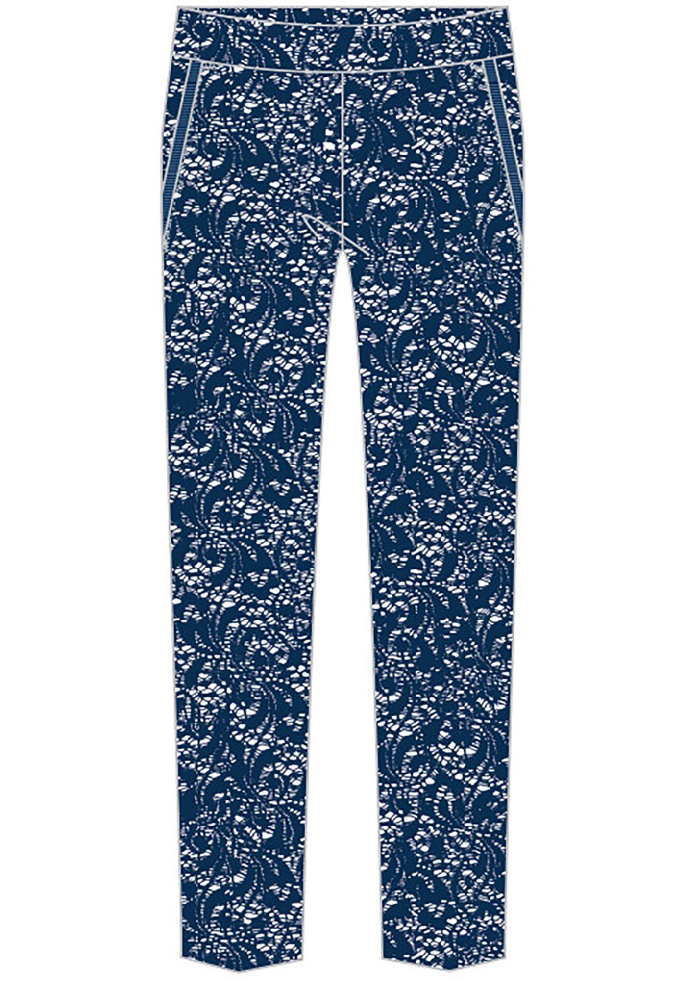 "EP Pro Women's 29.5"" Inseam Ankle-Length Golf Pants"