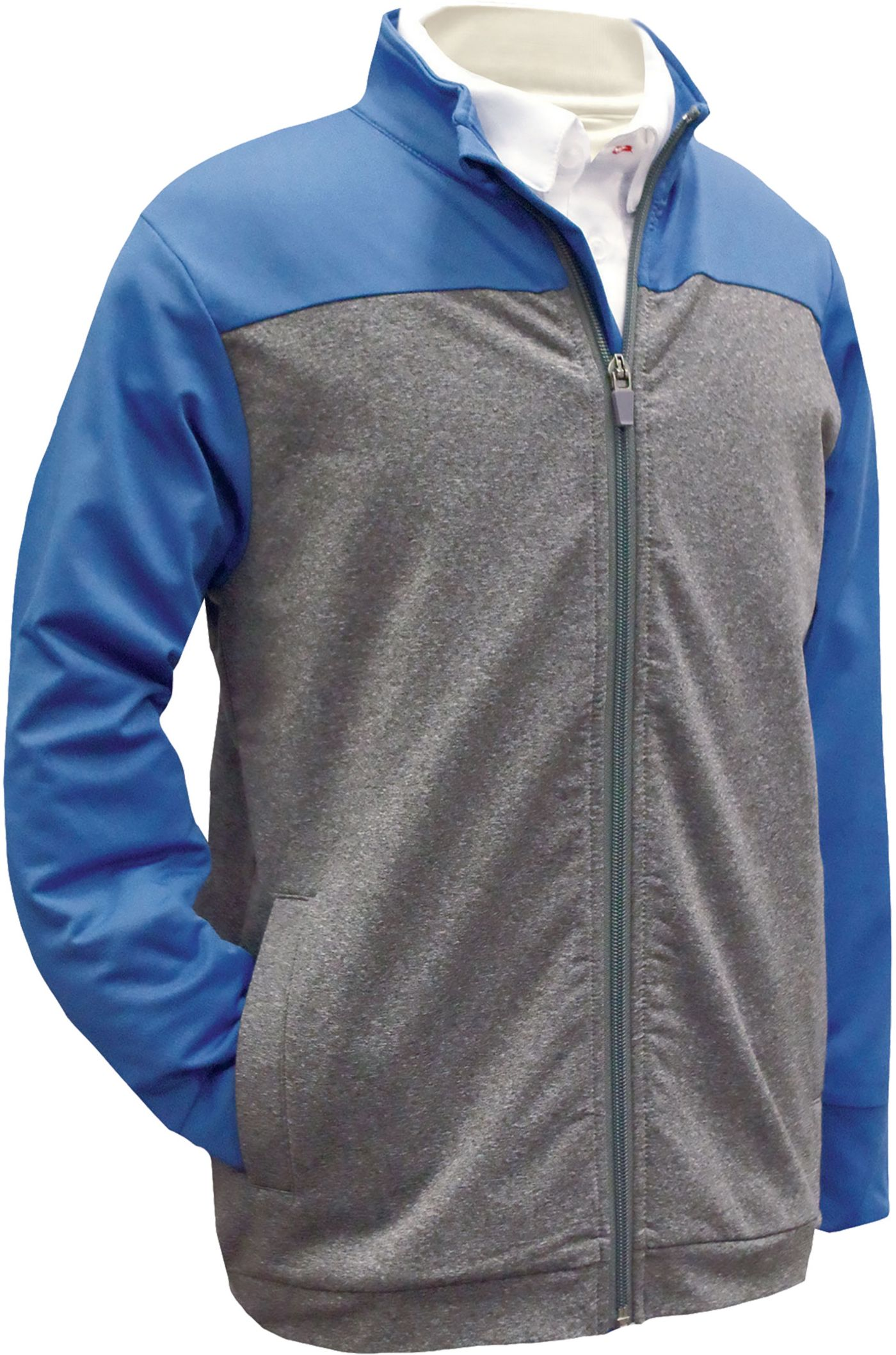 Garb Boys' Garrett Full-Zip Golf Jacket