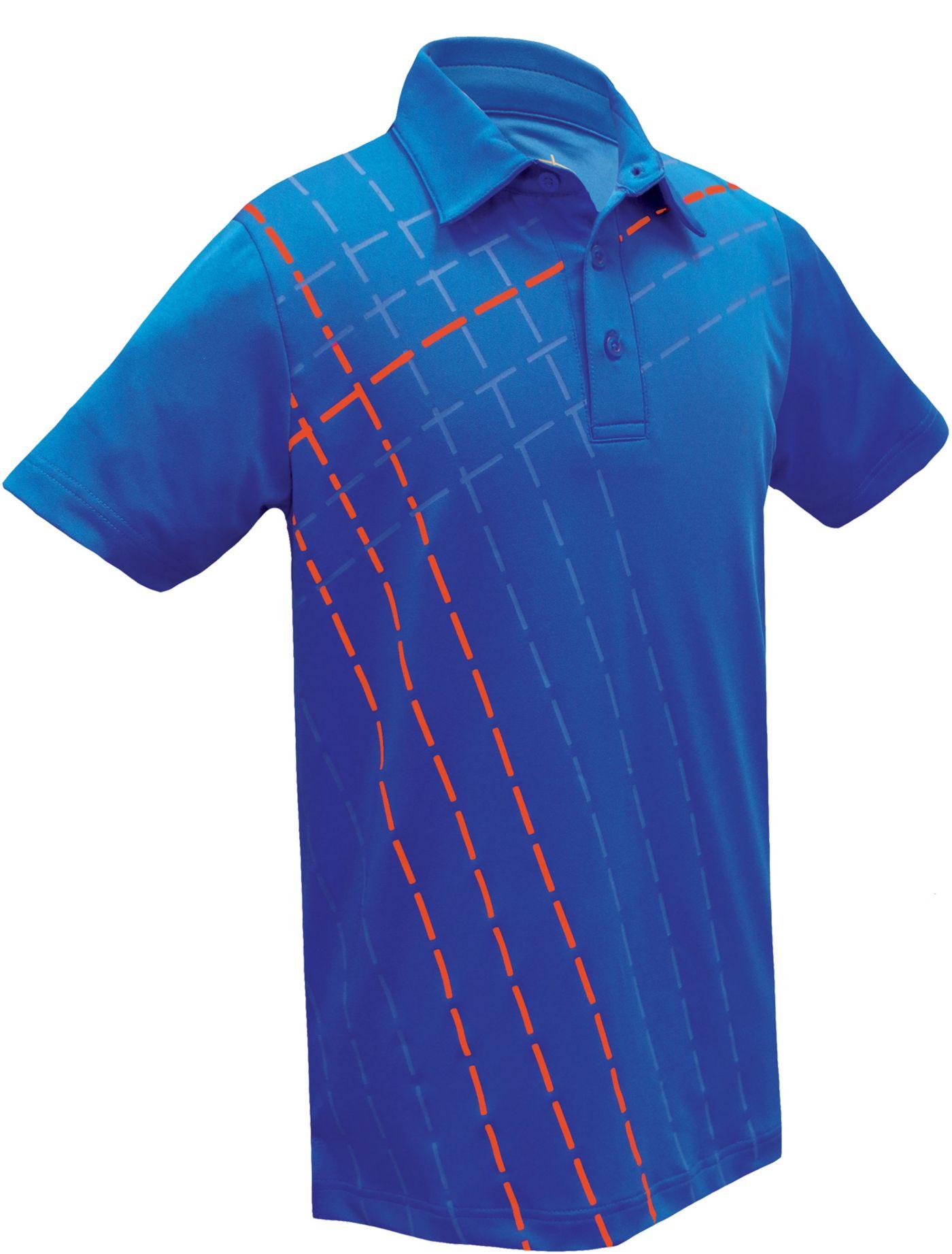 Garb Boys' Brett Golf Polo