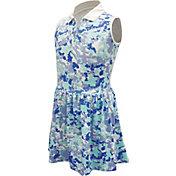Garb Girls' Aubrey ¼ Zip Sleeveless Golf Dress