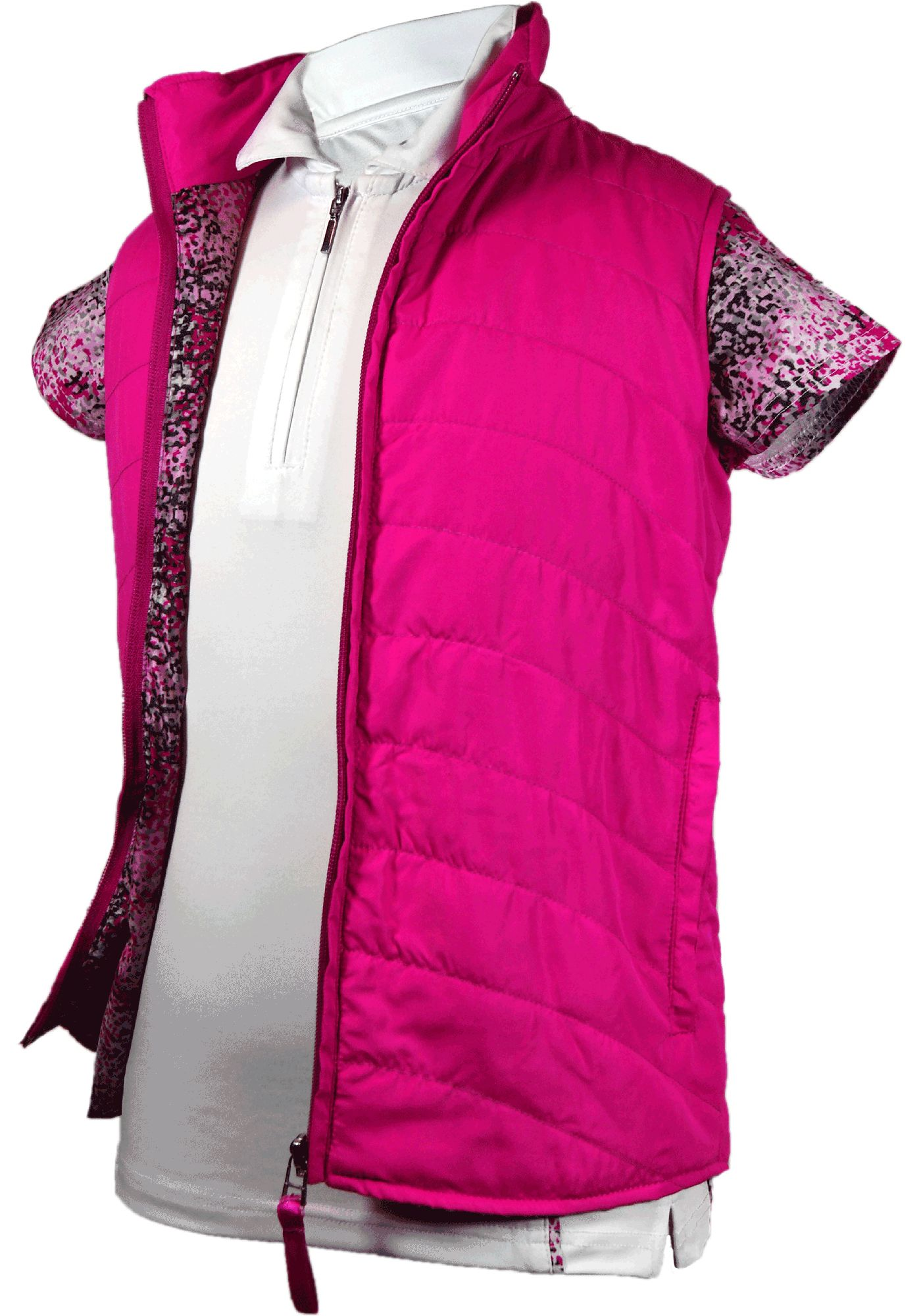 Garb Girls' Staci Golf Vest