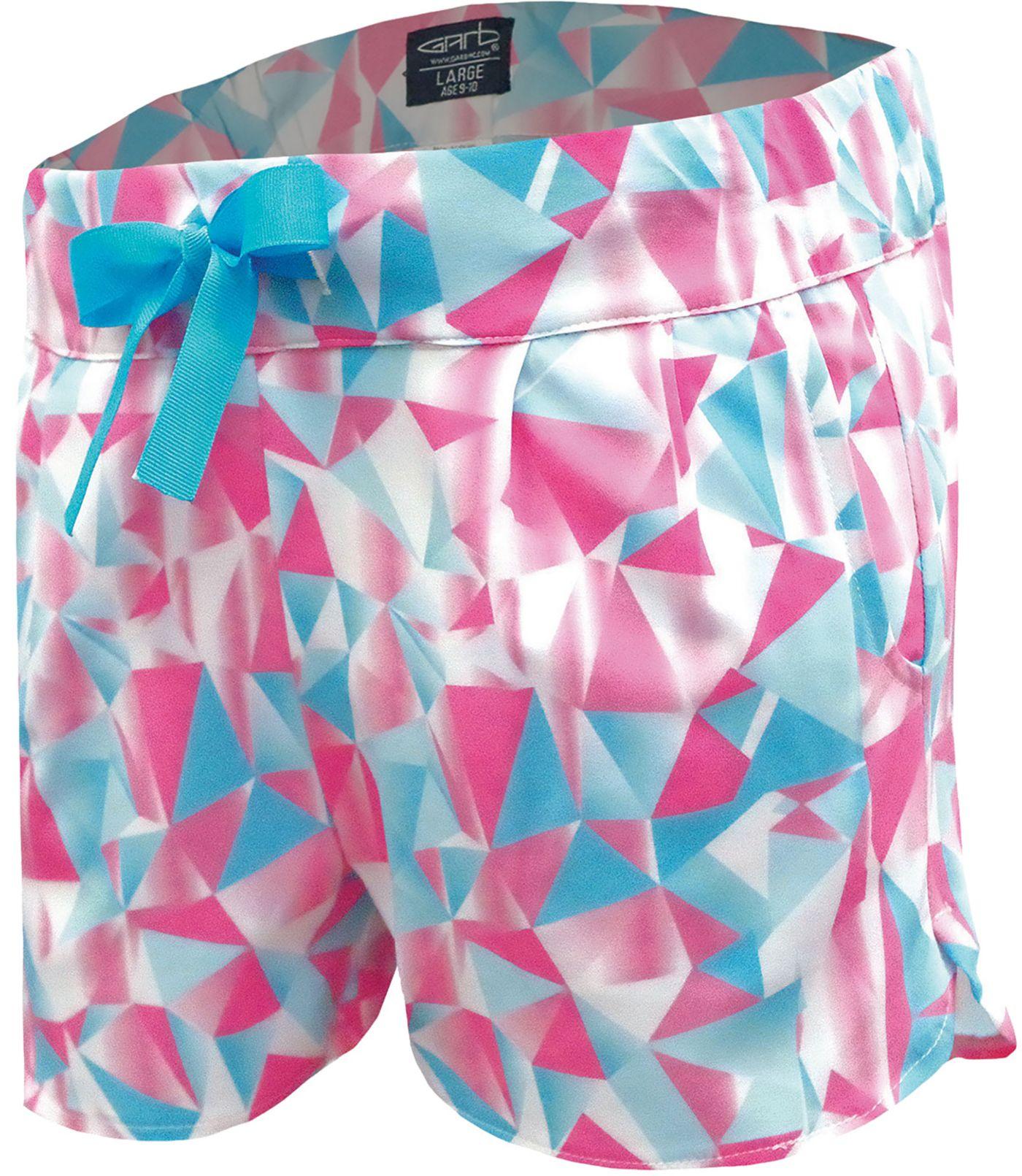 Garb Girls' Toddler Crystal Golf Shorts