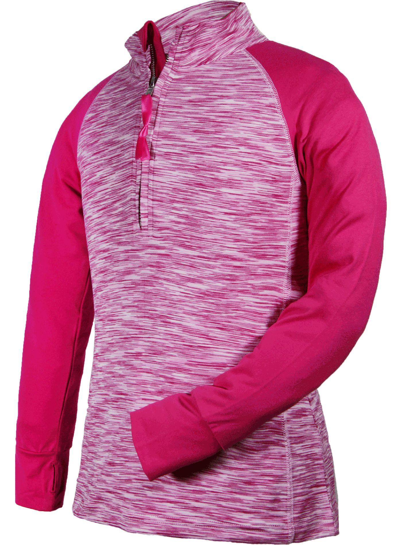Garb Girls' Toddler Dana ½ Zip Golf Pullover