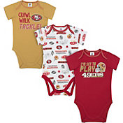 Gerber Infant San Francisco 49ers Onesie 3-Pack Bodysuit