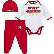 Gerber Infant San Francisco 49ers Onesie Footed Pants Set