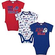Gerber Infant Buffalo Bills Onesie 3-Pack Bodysuit