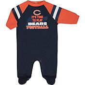Gerber Infant Chicago Bears Sleep N' Play Bodysuit