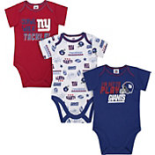 Gerber Infant New York Giants Onesie 3-Pack Bodysuit