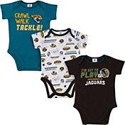 Gerber Infant Jacksonville Jaguars Onesie 3-Pack Bodysuit