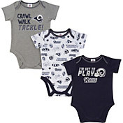 Gerber Infant Los Angeles Rams Onesie 3-Pack Bodysuit