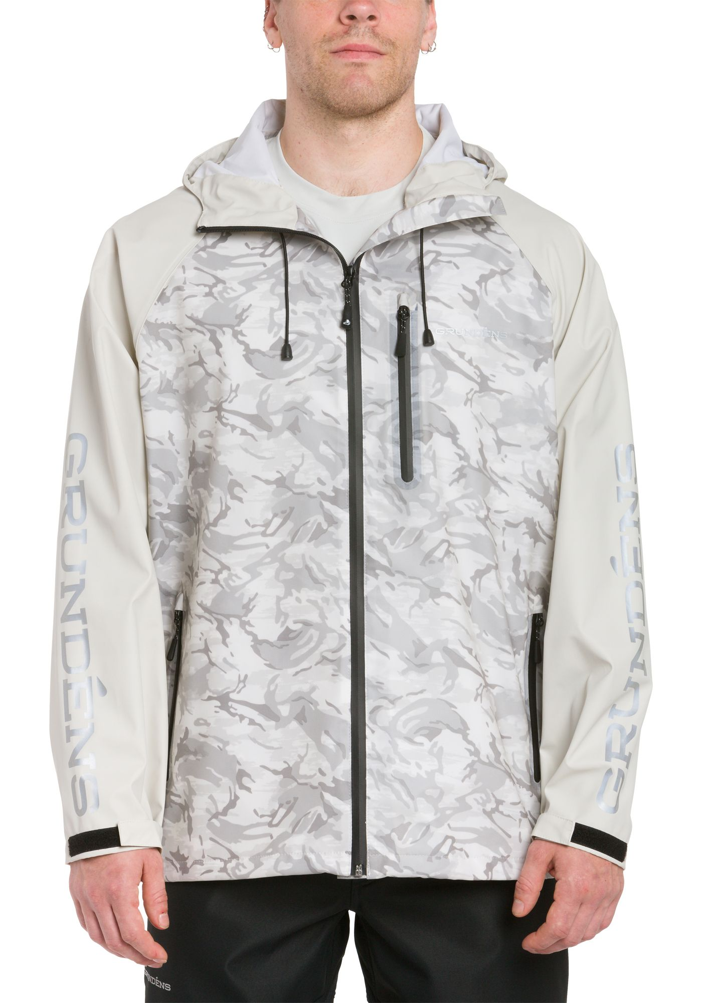 Grundens Men's Tourney Camo Jacket