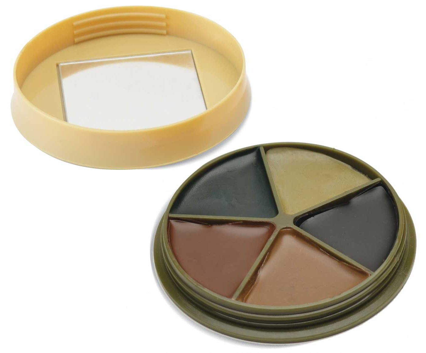 GSM 5 Color Compact Face Paint