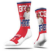 Strideline Philadelphia Phillies Bryce Harper Red Socks