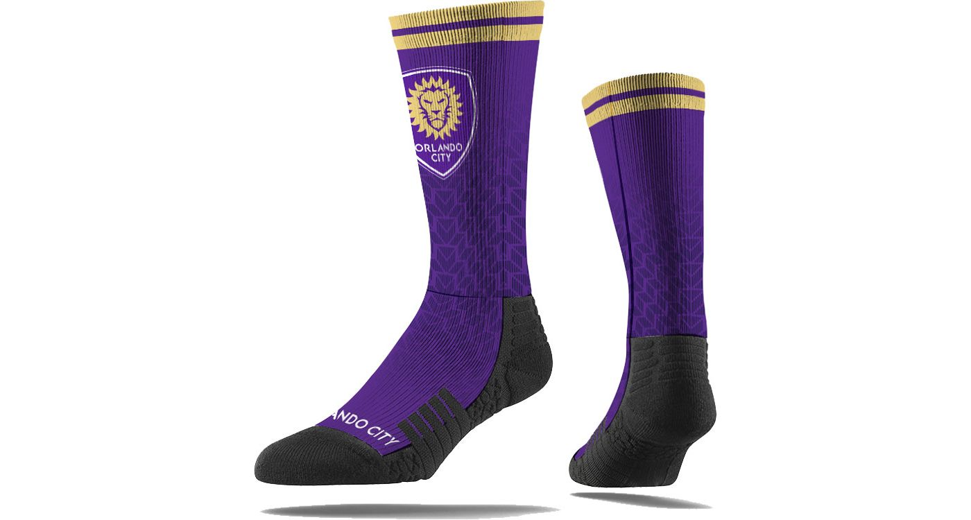 Strideline Orlando City Crew Socks
