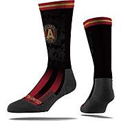 Strideline Atlanta United Black Crew Socks