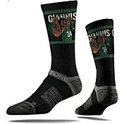 "Strideline Milwaukee Bucks ""Greek Freak"" Slam Dunk Crew Socks"