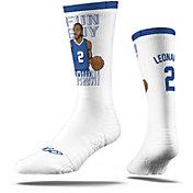 Strideline Los Angeles Clippers Kawhi Leonard White Crew Socks