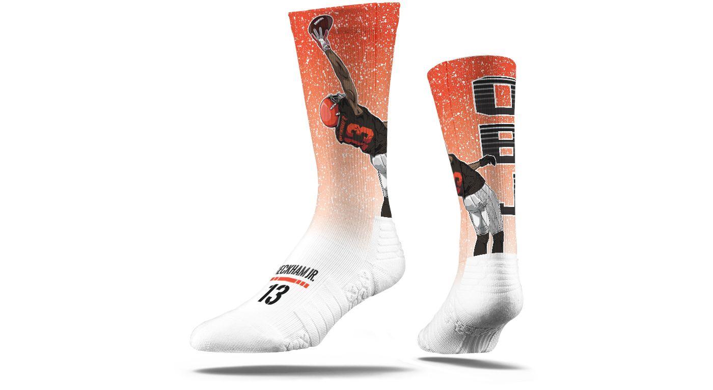 Stance Cleveland Browns Odell Beckham Jr. Catch Socks