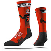 Strideline Cleveland Browns Baker Mayfield Crew Socks