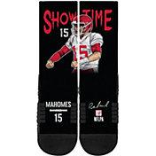 Strideline Youth Kansas City Chiefs Patrick Mahomes Showtime Crew Socks