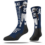 Strideline Dallas Cowboys Ezekiel Elliot Crew Socks