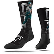 Strideline Philadelphia Eagles Carson Wentz Crew Socks
