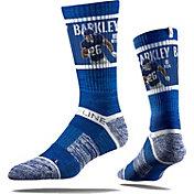 Strideline Saquon Barkley New York Giants Crew Socks