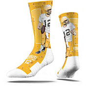 Strideline Green Bay Packers Aaron Rodgers Crew Socks