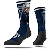 Strideline New England Patriots Tom Brady Crew Socks