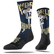 Strideline Super Bowl LIII Champions New England Patriots Tom Brady Socks